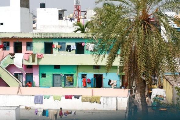 wie wohnen die menschen in indien brauche ganz dringend hilfe welt. Black Bedroom Furniture Sets. Home Design Ideas