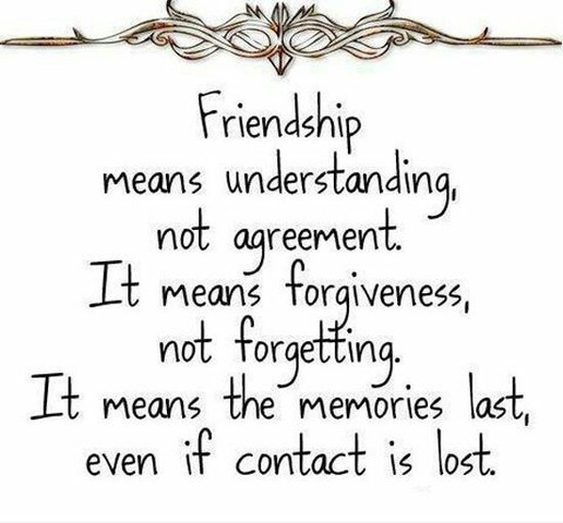- (Freundschaft, Sprüche)