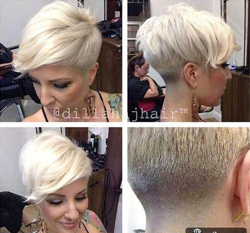 Frage An Die Frauen Mit Kurzen Oder Sehr Kurzen Haaren Seit Ihr