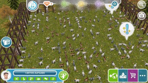 Sims Freeplay Petfarm 2 - (Spiele, Sims, Sims Freeplay)