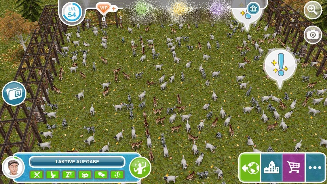 Wie bekommt man schnell geld bei Simsfreeplay? (Spiele, Sims, Sims Freeplay)