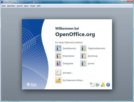 Openoffice Word 1010