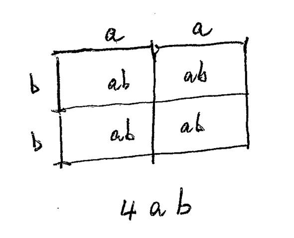 2a x 2b - (Schule, Mathe, Mathematik)