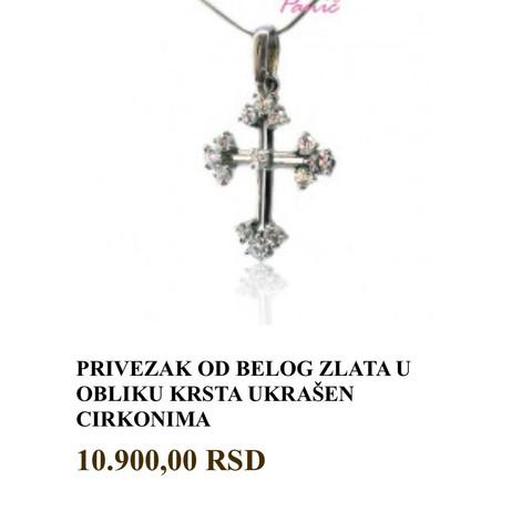belo zlato - (Christentum, Schmuck, russisch)