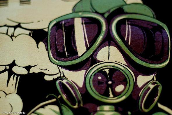 Siebdruck Beispiel MonsterMerch.de - (T-Shirt, Druckerei)