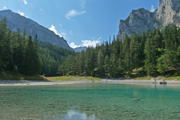 Am Grünen See, Steiermark - (Urlaub, Reise, Meer)