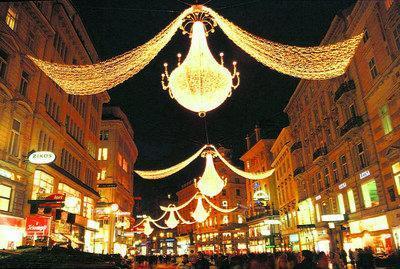 Wien bei Nacht :-) - (Österreich, Wien, ösis)