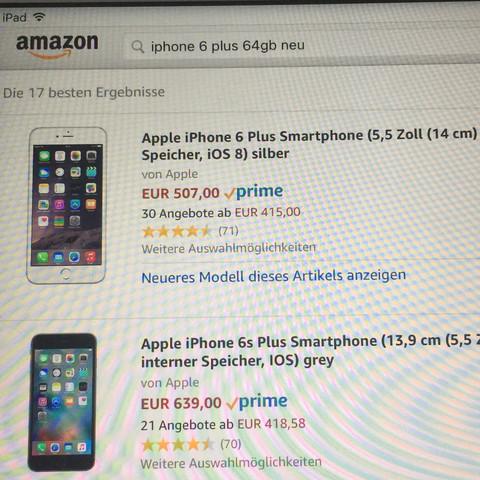 Amazon  - (iPhone, Smartphone)