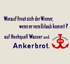 Hochquellenwasser und Ankerbrot 2 - (Deutschland, Wasser, Wissenschaft)
