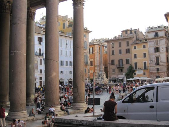Pantheon - (Urlaub, Italien)