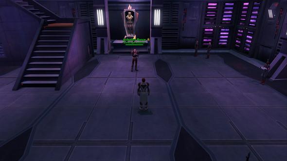 Ausbilder für den Sith-krieger - (Star Wars, the old republic, sSSi)