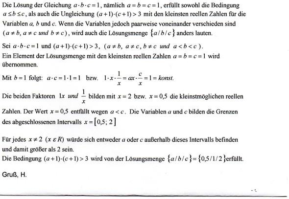 - (Mathe, Physik, Gleichungen)