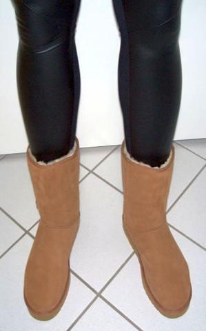 - (Schuhe, Männer, Fell)