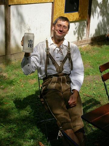 Ein Prosit ... - (Kleidung, München, Oktoberfest)