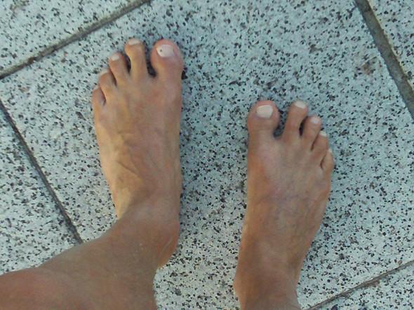 meine Füße - (Füße, gesund)