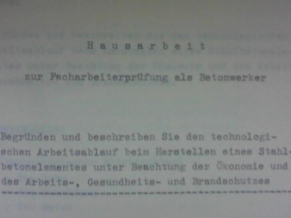 Deckblatt Für Hausarbeit Prüfung Schule
