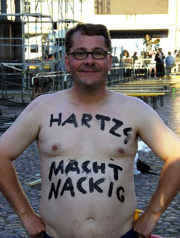 - (Arbeit, Beruf, Hartz IV)