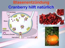 Cranberry hilft immer =) xXD - (Gesundheit, Blase, Blasenentzuendung)