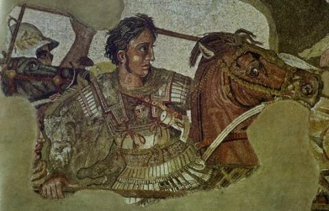 Alexander der Große - (Geschichte, Griechenland, Antike)