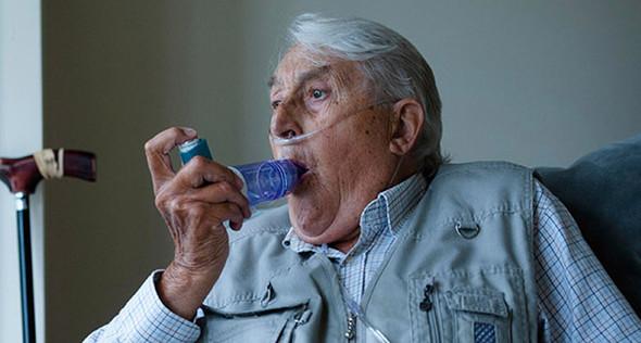 COPD - (rauchen, Tabak)