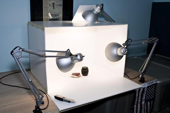 Lightbox 1 - (Kamera, Lego, Stop-Motion)