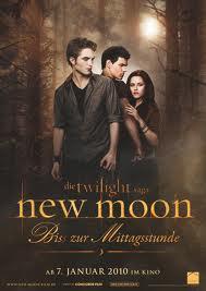 new moon - (Film, Twilight)