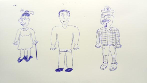 Selber zeichnen comicfiguren Comics zeichnen