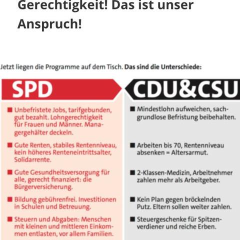 Genauer hinschauen.  - (Politik, SPD, martinschulz)