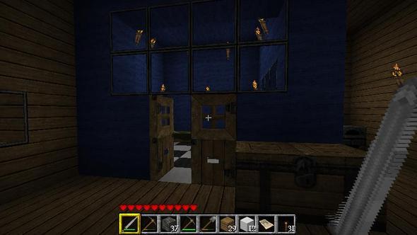 Innen - (Minecraft, Monster, spawn)