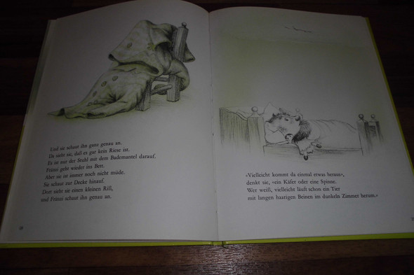 - (Angst, Mantel, Kinderbuch)