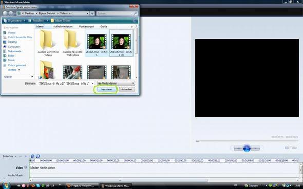 ... - (Windows Movie Maker, Stop-Motion)