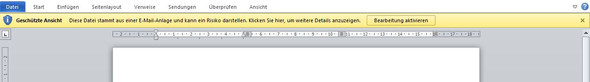 - (Datei, Word)