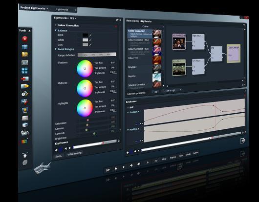 Lightworks 2 - (Videobearbeitung, Windows Movie Maker)