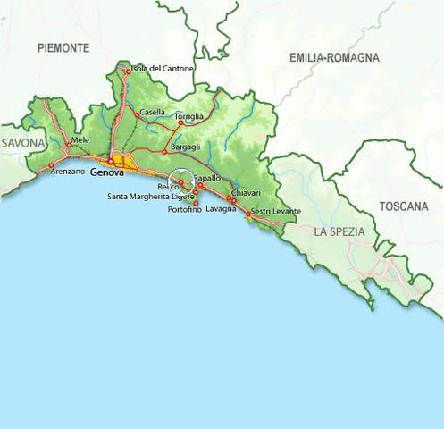 Genovien Land