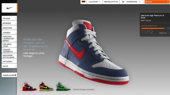 Nike Dunk - (Mode, Nike, Sneaker)