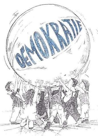 demokratie - (Foto, Kunst, Design)