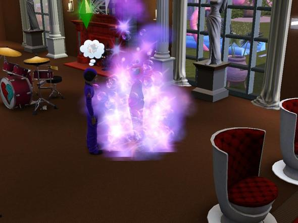wird zum Sim - (Sims 3, Sims3)