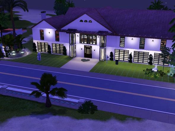 Brückenkopf umgebaut. - (PC-Spiele, Sims 3, Ideen)