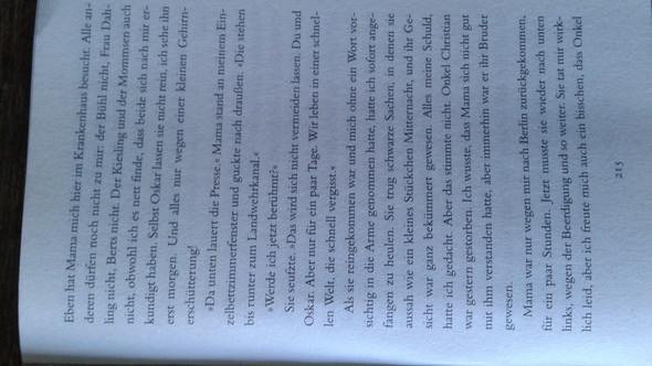 1. Seite, Letztes Kapitel  - (Buch, kostenlos)