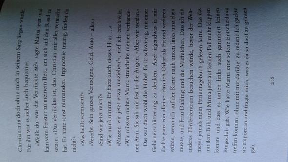 2.Seite, Letztes Kapitel  - (Buch, kostenlos)