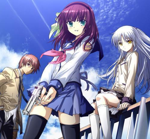 Angel Beats - (Anime, Action, Romantik)
