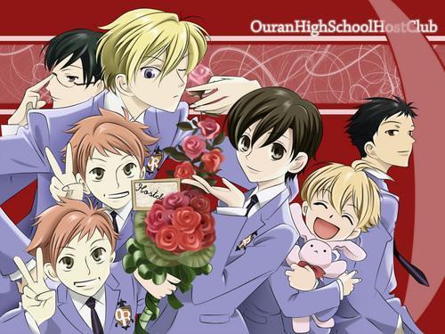 ... - (Anime, romance)