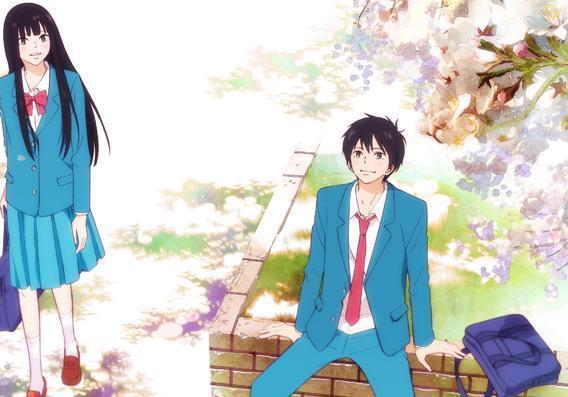 Kimi ni Todoke - (Anime, romance)