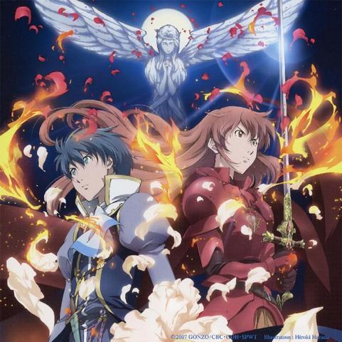 RomeoXJuliet - (Anime, romance)
