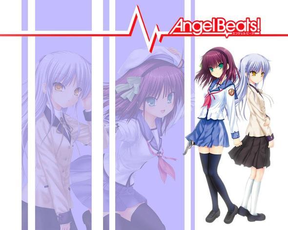 Angel Beats - (Anime, romance)