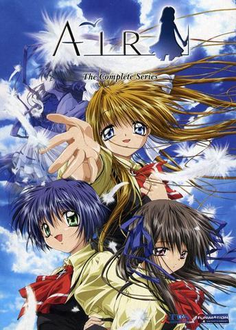 Air - (Anime, romance)