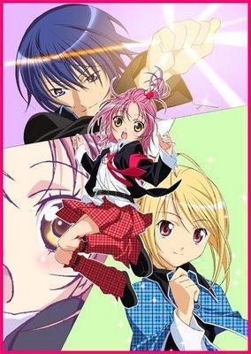 Shugo Chara - (Anime, romance)