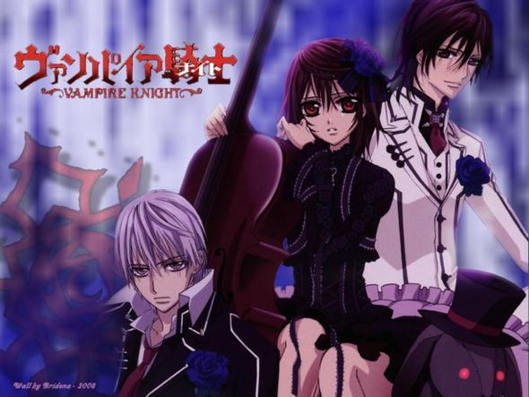 Vampire Knight - (Anime, Serie)