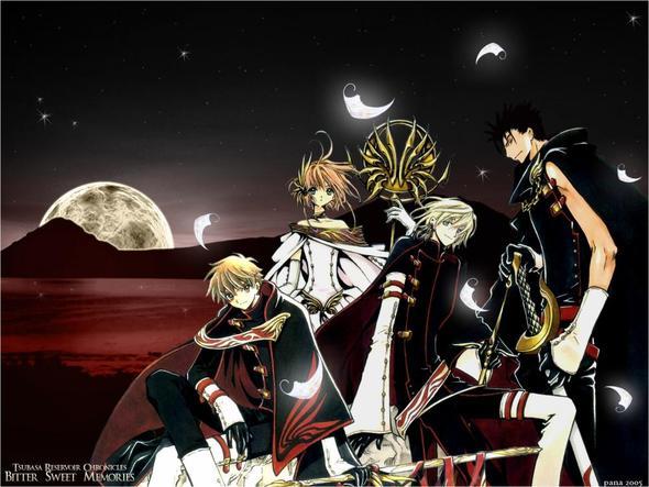 Tsubasa Chronicle - (Anime, Serie)
