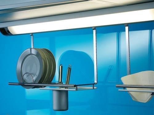 Küchenstange küchenstange ohne bohren anbringen haushalt küche handwerk